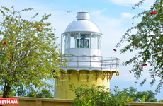 [Photo] Cổ Tiên Sa - một trong những ngọn hải đăng đẹp nhất ở Việt Nam