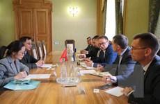 Ukraine: Tỉnh Lviv sẵn sàng thúc đẩy kinh doanh với doanh nghiệp Việt