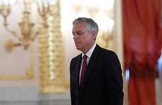 Moskva triệu Đại sứ Mỹ về việc từ chối cấp thị thực cho phái đoàn Nga