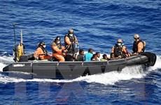 Cảnh sát Anh mở loạt vụ điều tra, bắt giữ 23 đối tượng buôn người