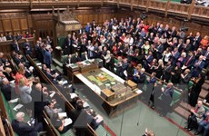 Quốc hội Anh làm việc trở lại trong khi thời điểm Brexit đang đến gần