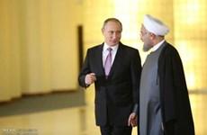 Lãnh đạo Nga, Iran sẽ gặp riêng bên lề hội nghị hội đồng kinh tế Á-Âu