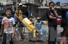 Palestine chỉ trích Mỹ và Israel phối hợp phá hoại UNRWA