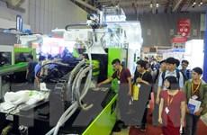 Hơn 520 nhà cung cấp dự triển lãm quốc tế công nghiệp nhựa, cao su
