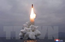 LHQ kêu gọi đàm phán sau vụ phóng tên lửa mới của Triều Tiên