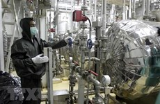 IAEA: Iran đang có bước đi đúng hướng về chương trình hạt nhân