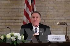Ngoại trưởng Mỹ Mike Pompeo tới Montenegro bàn về NATO và Nga