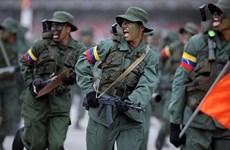 Quân đội Venezuela tiếp tục chiến dịch bảo vệ chủ quyền quốc gia