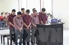 Bình Phước: 7 bị cáo trong vụ giết người vay nợ lĩnh tổng án 56 năm tù
