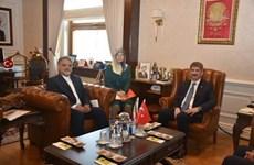 Iran và Thổ Nhĩ Kỳ tăng cường hợp tác trên các lĩnh vực an ninh