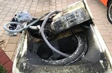 Australia yêu cầu thu hồi máy giặt Samsung do có nguy cơ cháy nổ