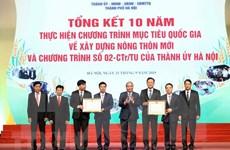 Hà Nội và câu chuyện xây dựng nông thôn mới với tầm nhìn xa