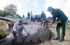 Quảng Trị đã huy động hơn 65.600 tỷ đồng xây dựng nông thôn mới