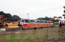 Tháo gỡ khó khăn cho dự án đường bao biển nối Hạ Long-Cẩm Phả