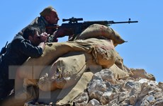 Chính quyền người Kurd ở Đông Bắc Syria kêu gọi tổng động viên