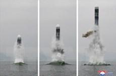 Triều Tiên chỉ trích tuyên bố của châu Âu về vụ thử tên lửa mới