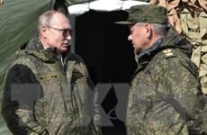 NHK: Bộ trưởng Quốc phòng Nga Sergei Shoigu sắp thăm Triều Tiên