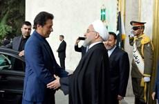 Thủ tướng Pakistan thăm Iran nỗ lực hóa giải căng thăng vùng Vịnh