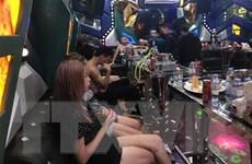 Đồng Nai liên tiếp phát hiện sử dụng ma túy trong quán bar, karaoke