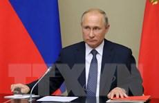 Tổng thống Nga tuyên bố khả năng đóng vai trò quan trọng ở Trung Đông