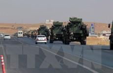 Các lực lượng Thổ Nhĩ Kỳ tuyên bố tiến sâu thêm vào lãnh thổ Syria