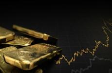 Giá vàng thế giới giảm nhẹ khi nhu cầu đầu tư vào tài sản rủi ro tăng