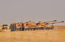 Thổ Nhĩ Kỳ tấn công người Kurd ở Syria: Mỹ gia tăng sức ép ngoại giao
