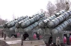 Nga: Các hệ thống S-400 và Pantsir tham gia diễn tập ở Bán đảo Crimea