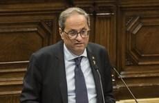 Thủ hiến Catalonia kêu gọi chính quyền Tây Ban Nha đối thoại