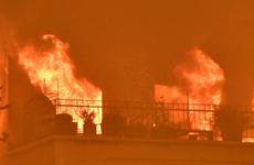Cháy nhà chung cư hai tầng ở Nga, đã tìm thấy 7 thi thể