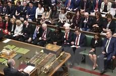 Quốc hội Anh triệu tập họp thảo luận về thỏa thuận Brexit mới