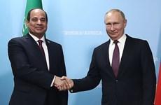 Hội nghị cấp cao Nga-châu Phi thúc đẩy hợp tác song phương