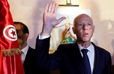 Tân Tổng thống Tunisia tuyên thệ nhậm chức sau chiến thắng bất ngờ