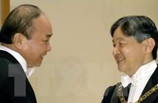 Thủ tướng kết thúc chuyến dự Lễ đăng quang của Nhà Vua Nhật Bản