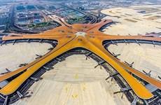'Siêu' sân bay ở Trung Quốc thực hiện chuyến bay quốc tế từ 27/10