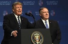 Quan chức Mỹ đề cập tới vai trò của ông Pompeo ở Ukraine