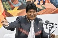 Tổng thống Bolivia tuyên bố không thương lượng chính trị với đối thủ