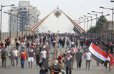 Iraq triển khai quân tinh nhuệ tới miền Nam để ngăn chặn biểu tình