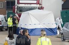 Vụ 39 thi thể: VN chưa chuẩn bị được thông tin về ADN cho phía Anh