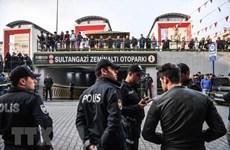 26 đối tượng liên quan đến IS bị bắt ở Tây Bắc Thổ Nhĩ Kỳ