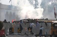 Iraq: Bạo lực leo thang khi làn sóng biểu tình bước sang ngày thứ 4