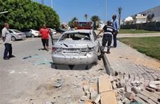 Ai Cập và Đức nhất trí phối hợp giải quyết khủng hoảng tại Libya