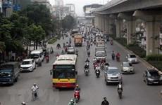 Thủ đô Hà Nội đẩy nhanh cấp thẻ cho người đi xe buýt miễn phí