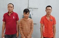 An Giang phát hiện nhóm đối tượng làm tiền giả trong cửa hàng sửa xe