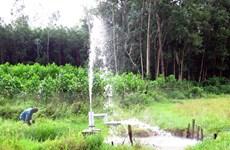 Quảng Ngãi chấm dứt hoạt động dự án khai thác nước khoáng đóng chai