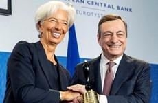 Tân Chủ tịch ECB đứng trước những nhiệm vụ đầy thách thức