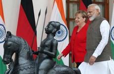 Đức và Ấn Độ ký 17 thỏa thuận tăng cường quan hệ song phương