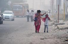Ấn Độ ban bố tình trạng y tế khẩn cấp do ô nhiễm không khí
