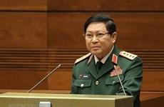 Việt Nam trao huân chương tặng các tập thể, cá nhân quân đội Lào