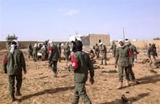 Tổ chức khủng bố IS nhận gây ra vụ tấn công quân đội Mali